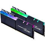G.Skill Trident Z RGB DC 64 Go (2 x 32 Go) DDR4 3000 MHz CL14 pas cher