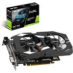 ASUS GeForce GTX 1660 Ti DUAL-GTX1660TI-O6G pas cher