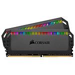 Corsair Dominator Platinum RGB 32 Go (2x 16 Go) DDR4 3466 MHz CL16 pas cher