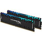 HyperX Predator RGB 32 Go (2x 16 Go) DDR4 3000 MHz CL15 pas cher