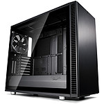 Fractal Design Define S2 Blackout TG pas cher