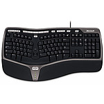 Microsoft Natural Ergonomic Keyboard 4000 pas cher