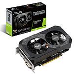 ASUS GeForce GTX 1660 TUF-GTX1660-O6G pas cher