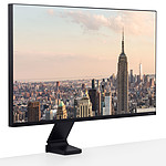 "Samsung 27"" LED - Space Monitor S27R750QEU pas cher"