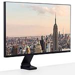 "Samsung 27"" LED - Space Monitor S27R750QEU pas cher"