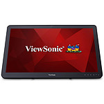 "ViewSonic 23.6"" LED Tactile - TD2430 pas cher"