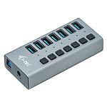 i-tec USB 3.0 Charging Hub 7 Port + Power Adapter 36W pas cher