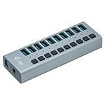 i-tec USB 3.0 Charging Hub 10 Port + Power Adapter 48W pas cher