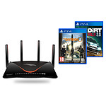 Netgear Nighthawk Pro Gaming XR700 + The Division 2 (PS4) + Dirt Rally 2.0 (PS4) pas cher