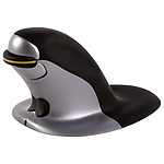 Fellowes Penguin Wireless Mouse (Large) pas cher