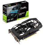 ASUS GeForce GTX 1650 DUAL-GTX1650-O4G pas cher