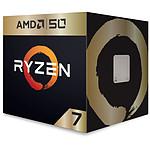AMD Ryzen 7 2700X Gold Edition (3.7 GHz/ 4.3 GHz) pas cher