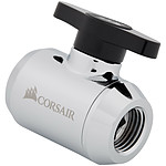 Corsair Hydro X Series XF Robinet - Chrome pas cher