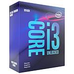 Intel Core i3-9350KF (4.0 GHz / 4.6 GHz) pas cher