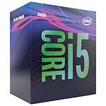 Intel Core i5-9400 (2.9 GHz / 4.1 GHz) pas cher