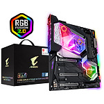 Gigabyte Z390 AORUS Xtreme Waterforce 5G avec Intel Core i9-9900K inclus pas cher