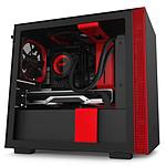 NZXT H210 Noir/Rouge pas cher