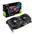 ASUS GeForce GTX 1650 ROG-STRIX-GTX1650-A4G-GAMING pas cher
