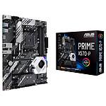 ASUS PRIME X570-P avec mise à jour de BIOS pas cher