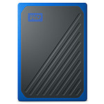 WD My Passport Go 2 To Noir/Cobalt pas cher