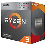 AMD Ryzen 3 3200G Wraith Stealth Edition (3.6 GHz / 4 GHz) avec mise à jour BIOS pas cher