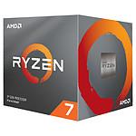 AMD Ryzen 7 3700X Wraith Prism LED RGB (3.6 GHz / 4.4 GHz) pas cher