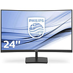 "Philips 24"" LED - 241E1SCA/00 pas cher"