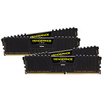 Corsair Vengeance LPX Series Low Profile 128 Go (4 x 32 Go) DDR4 2666 MHz CL16 pas cher