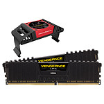 Corsair Vengeance LPX Series Low Profile 32 Go (2 x 16 Go) DDR4 3600 MHz CL16 pas cher