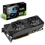 ASUS GeForce RTX 2060 SUPER DUAL-RTX2060S-8G-EVO pas cher