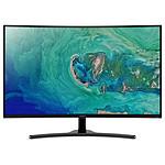 """Acer 31.5"""" LED - ED322QRPbmiipx pas cher"""