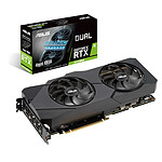 ASUS GeForce RTX 2070 SUPER DUAL-RTX2070S-A8G-EVO pas cher
