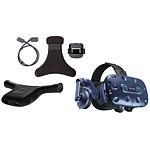 HTC Vive Pro Eye + Adaptateur sans fil et clip OFFERTS ! pas cher