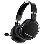 SteelSeries Arctis 1 Wireless PS4 (noir) pas cher