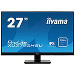 "iiyama 27"" LED - ProLite XU2792HSU-B1 pas cher"