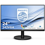 "Philips 23.8"" LED - 242V8A pas cher"