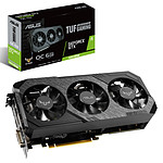 ASUS GeForce GTX 1660 SUPER TUF 3-GTX1660S-O6G-GAMING pas cher