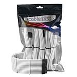 CableMod PRO ModMesh Cable Extension Kit Blanc pas cher