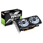 INNO3D GeForce GTX 1660 Ti  TWIN X2 OC RGB pas cher