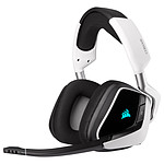 Corsair Gaming VOID RGB ELITE Wireless (blanc) pas cher