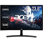 "Acer 23.6"" LED - ED242QRAbidpx pas cher"