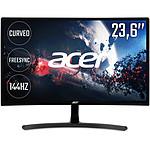 "Acer 23.6"" LED - ED242QRAbidpx pas cher"