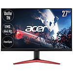 "Acer 27"" LED - KG271Cbmidpx pas cher"