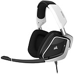 Corsair Gaming VOID RGB ELITE USB (Blanc) pas cher