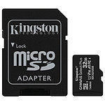 Kingston Canvas Select Plus SDCS2/32GB pas cher