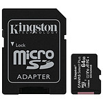 Kingston Canvas Select Plus SDCS2/64GB pas cher