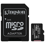 Kingston Canvas Select Plus SDCS2/256GB pas cher