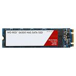 Western Digital SSD M.2 WD Red SA500 500 Go pas cher