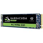 Seagate SSD BarraCuda 510 M.2 PCIe NVMe 250 Go (ZP250CM3A001) pas cher