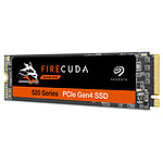 Seagate SSD FireCuda 520 500 Go pas cher
